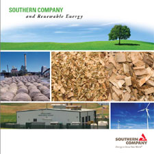 Southern Company and renewable energy